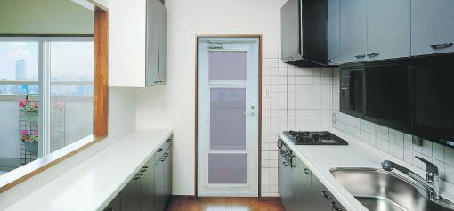 キッチン・バルコニー